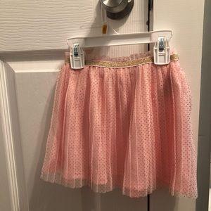 NWT tulle toddler skirt